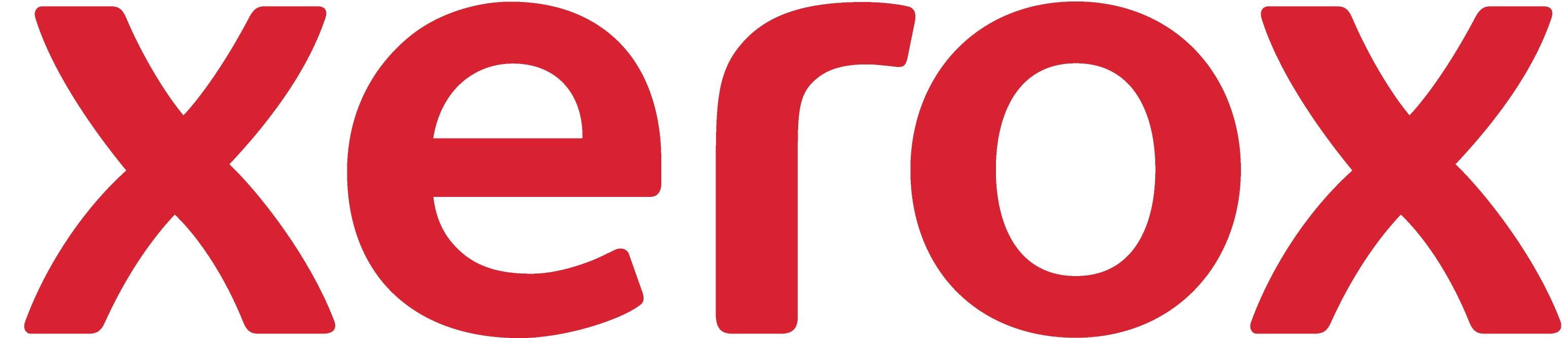 Xerox Logo - fedinvestonline